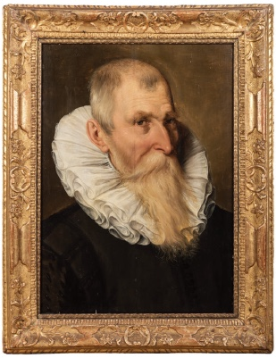 Peter Paul Rubens 'Portrait of a Gentleman' rediscovered in Johannesburg after decades
