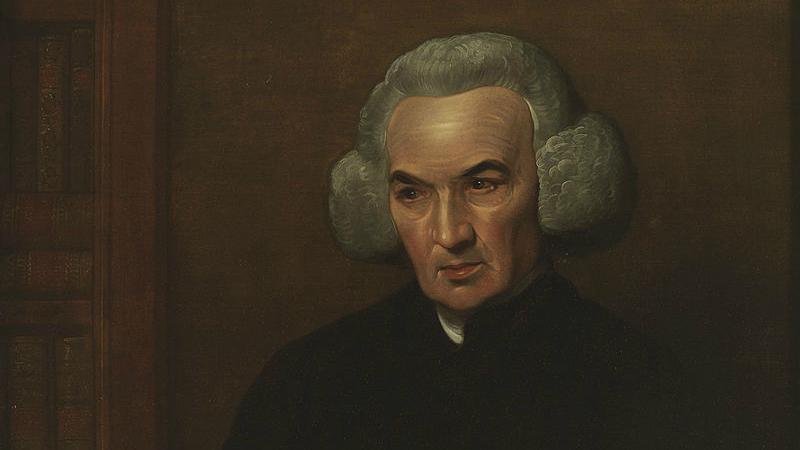 A portrait of Richard Price