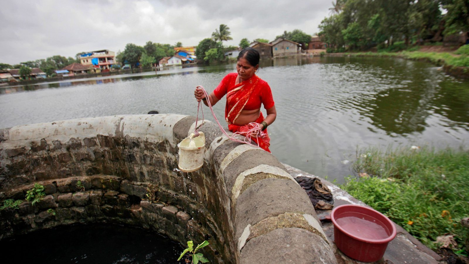 India-groundwater-water