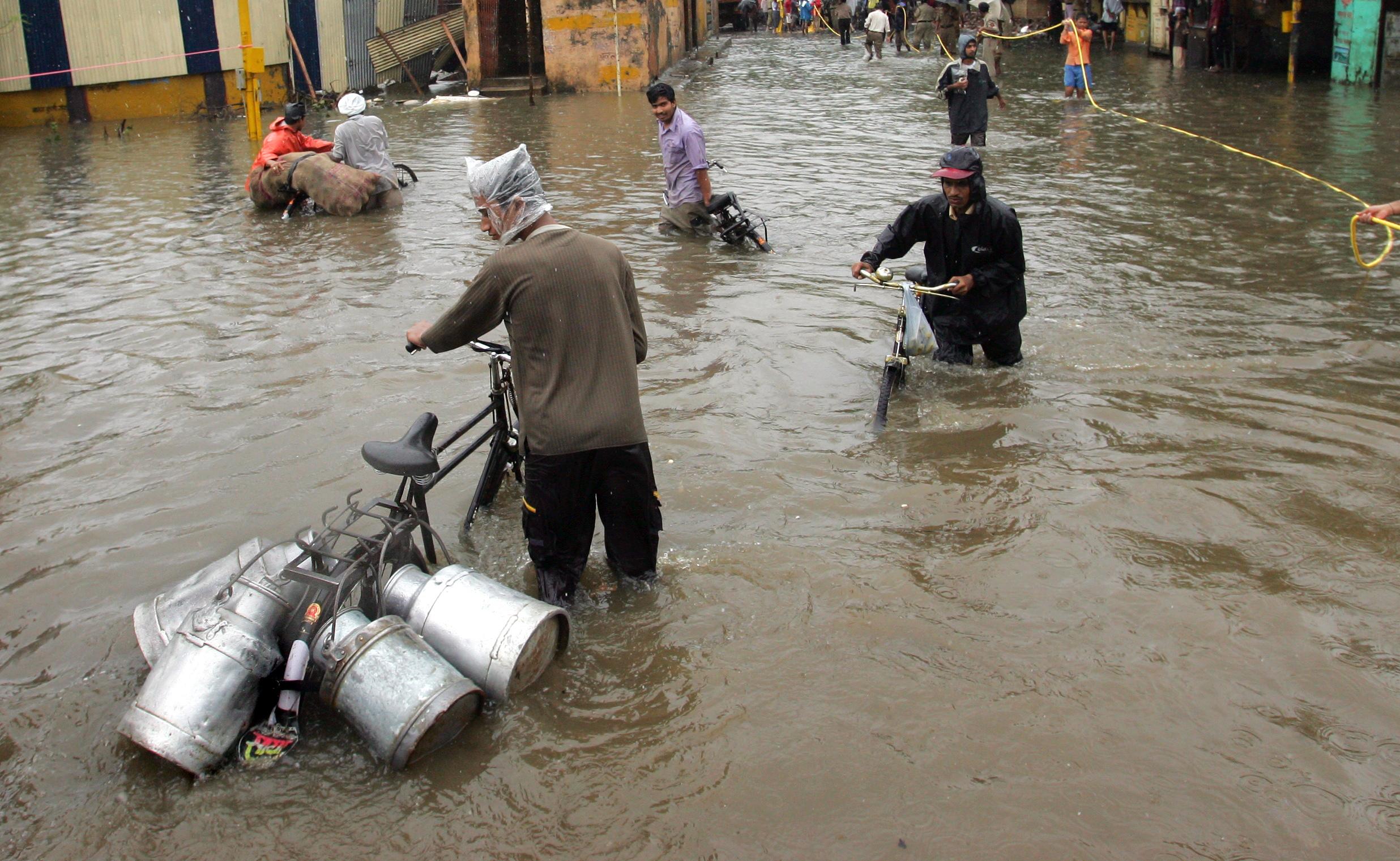 Mumbai's weekend weather forecast: the worst rains since 2005