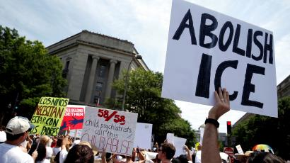 What is ICE supposed to do? The strange history of US Immigration