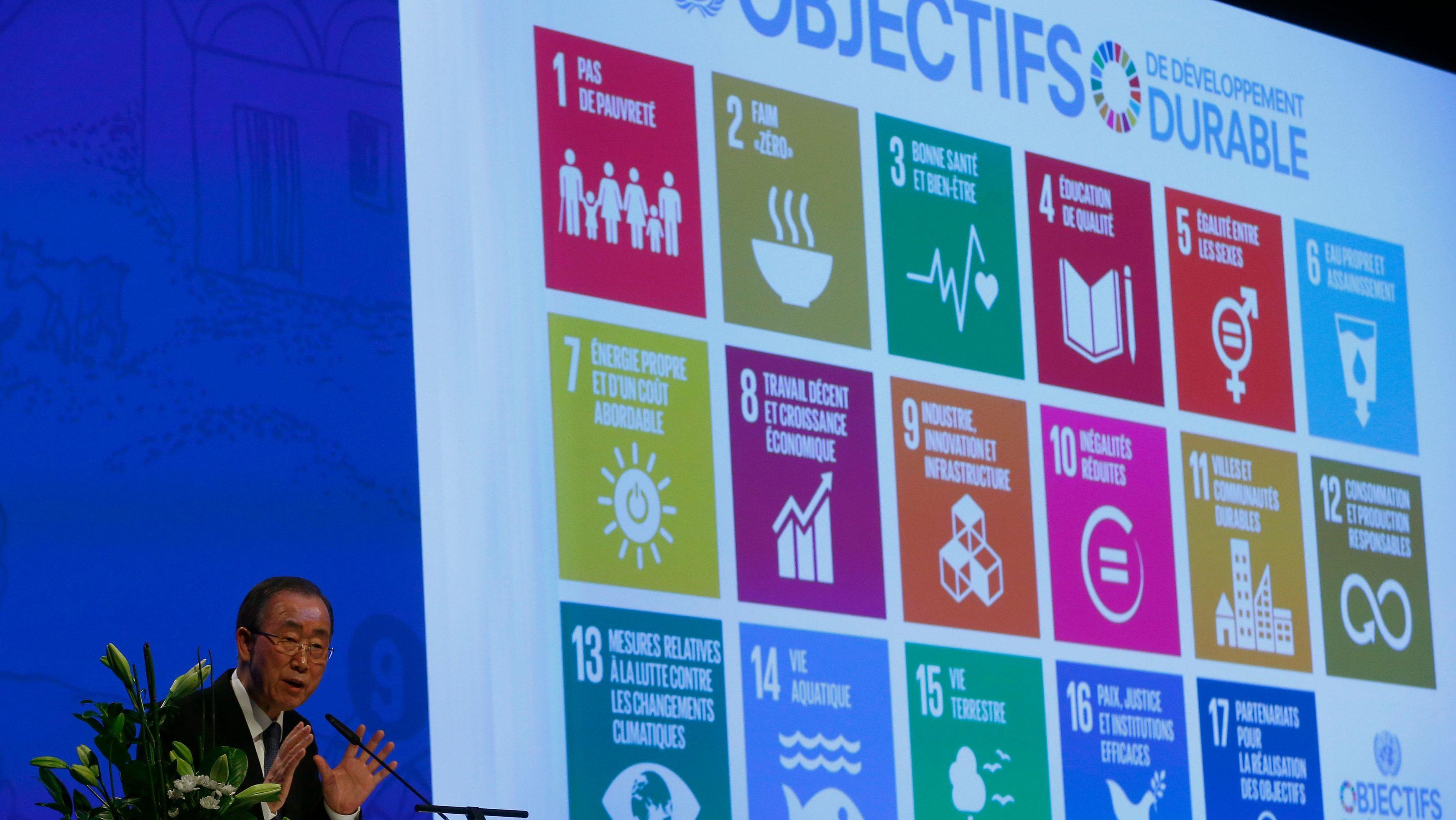The UN's Sustainable Development Goals SDGs are undermining democracy — Quartz Africa