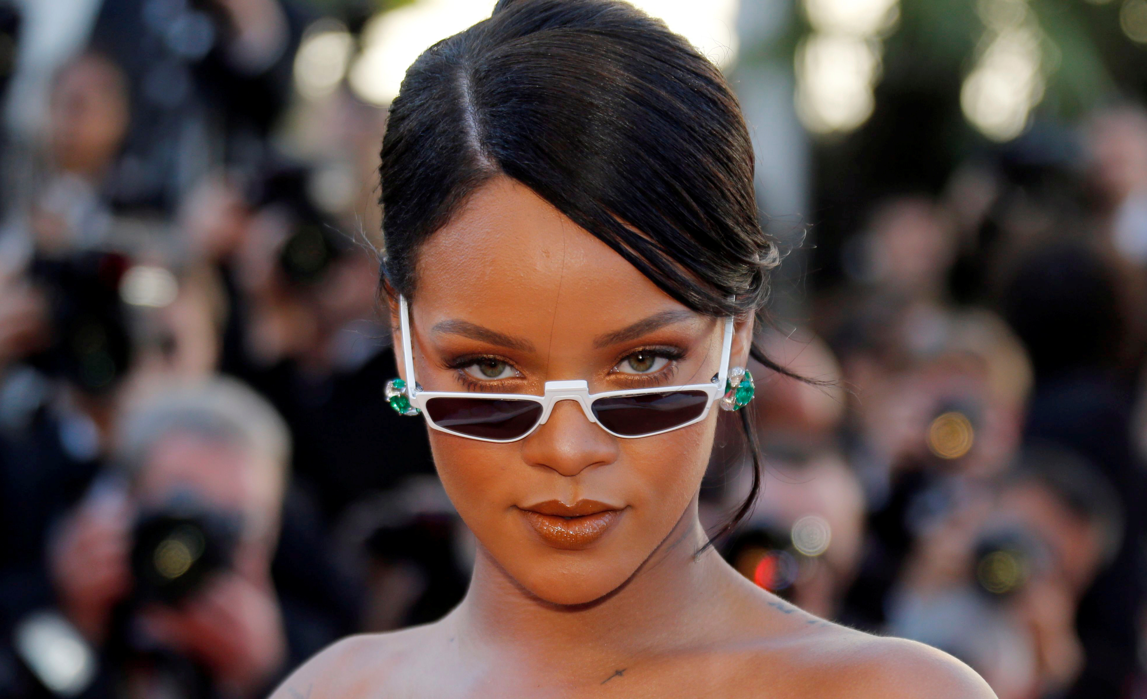9bf95c8a7d48 How Rihanna forced the beauty industry to acknowledge a world beyond the  rich and the white