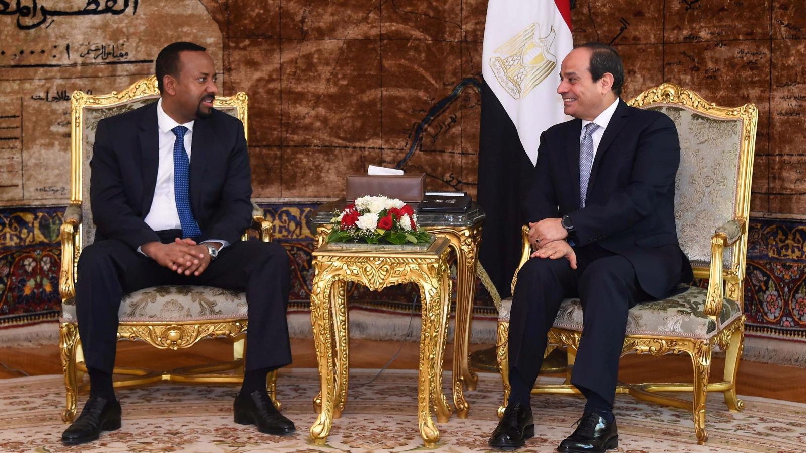 Ethiopia promises not to cut Egypt's share of Nile river