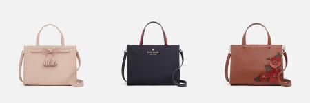 Kate Spade's Sam bag in updated styles for its 25th anniversary