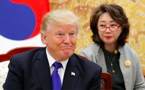 At Trump Kim Summit Interpreter Lee Yun Hyang Helped Two