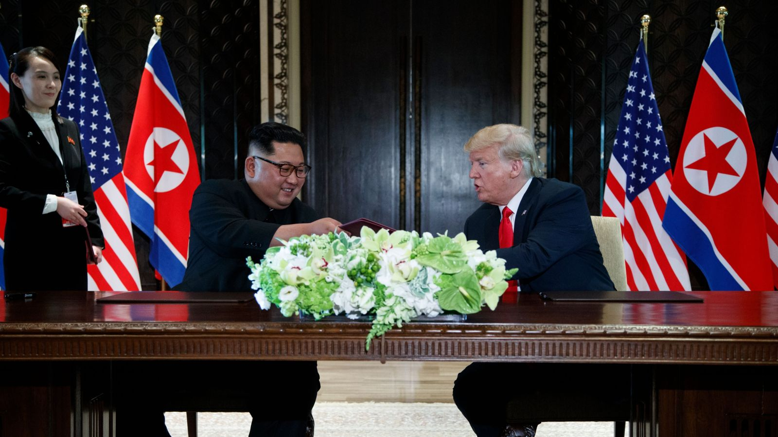 """Trump stopping """"war games"""" with South Korea was Putin's idea"""