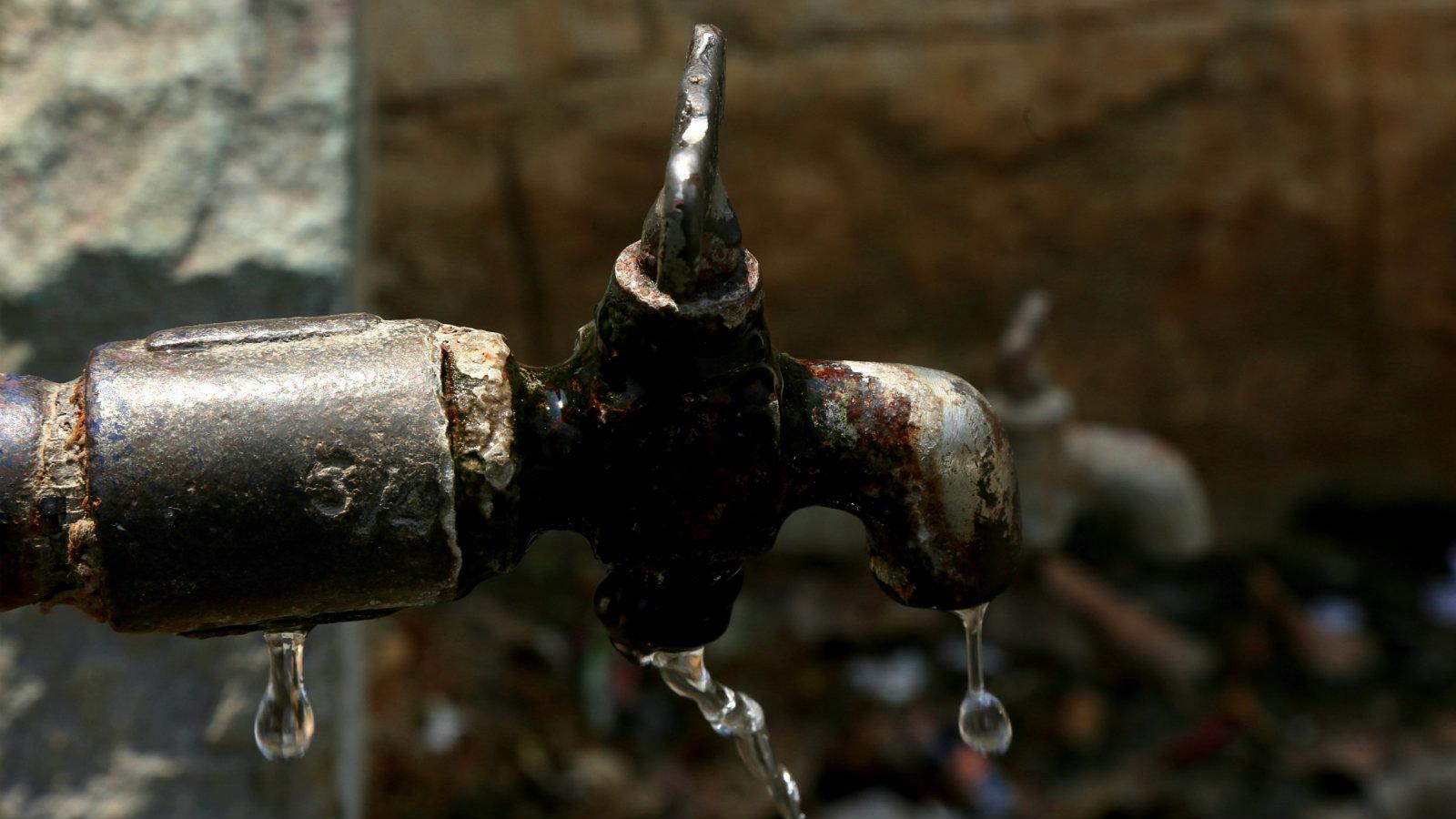 India-Bangalore-water-crisis