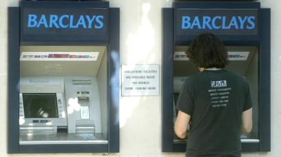 The world's first ATM was installed this week in 1967  Are