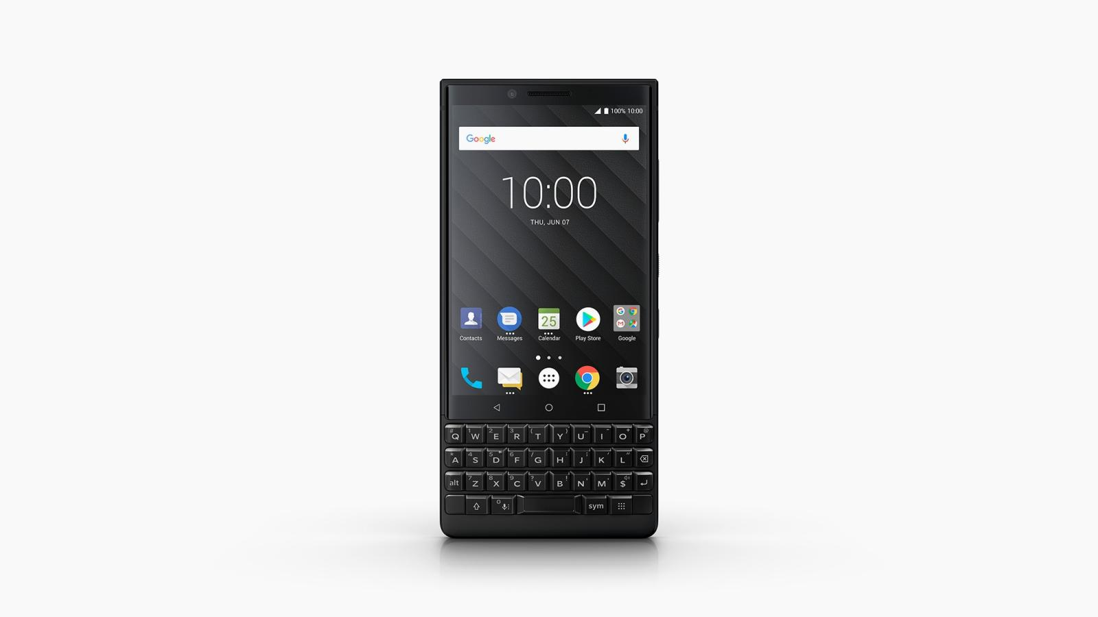 BlackBerry Key2 review: You don't need this phone — Quartz