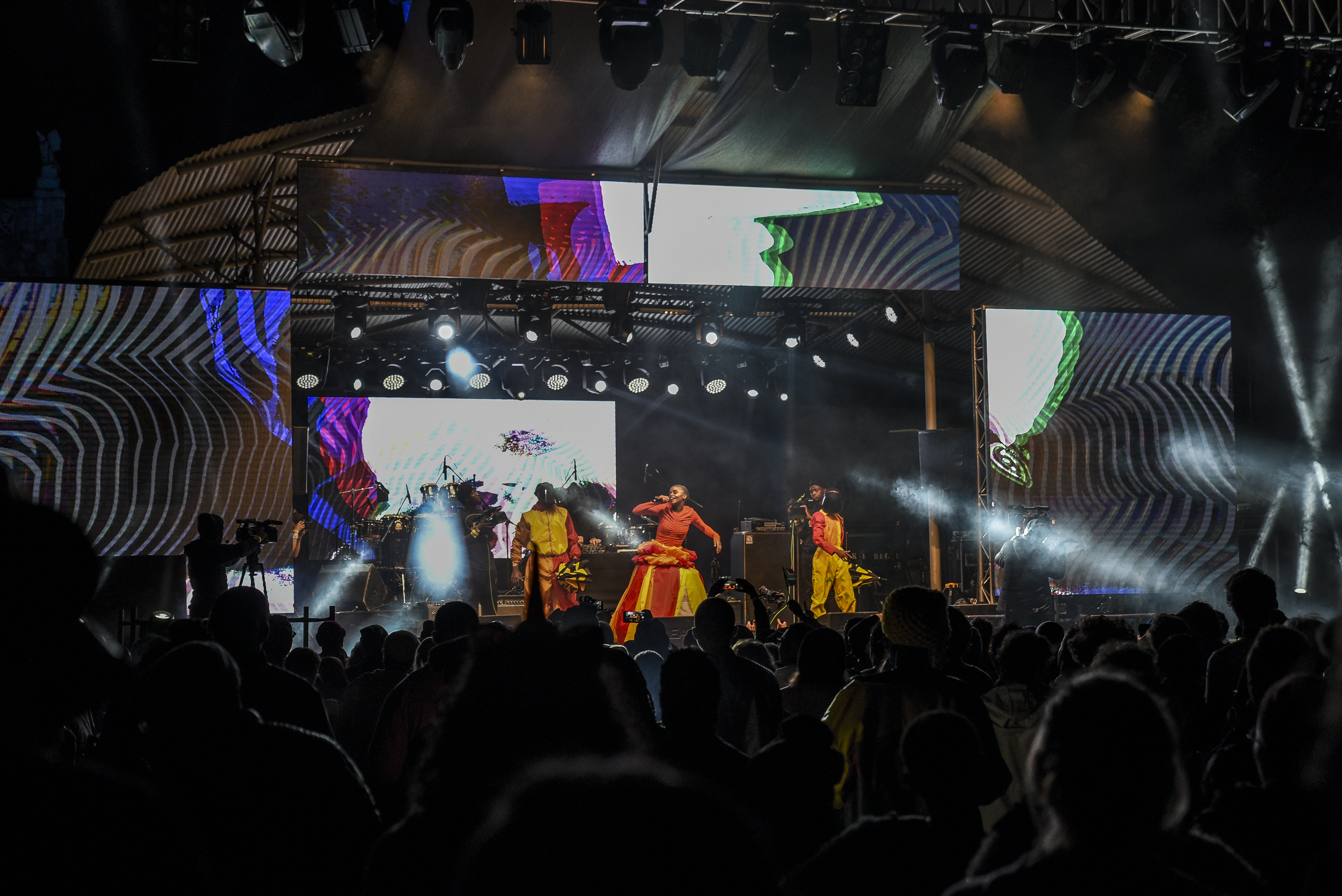 MTN Bushfire music festival continues to grow, attracting big name acts to Swaziland, eSwatini