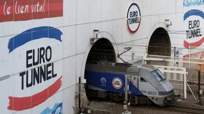The Eu Discusses Emergency Options For A Post Brexit Channel Tunnel