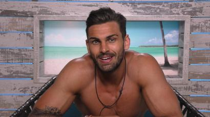 "Adam from British reality show ""Love Island"""