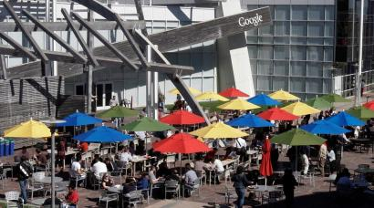 Google employees protested the copant's defense department contract