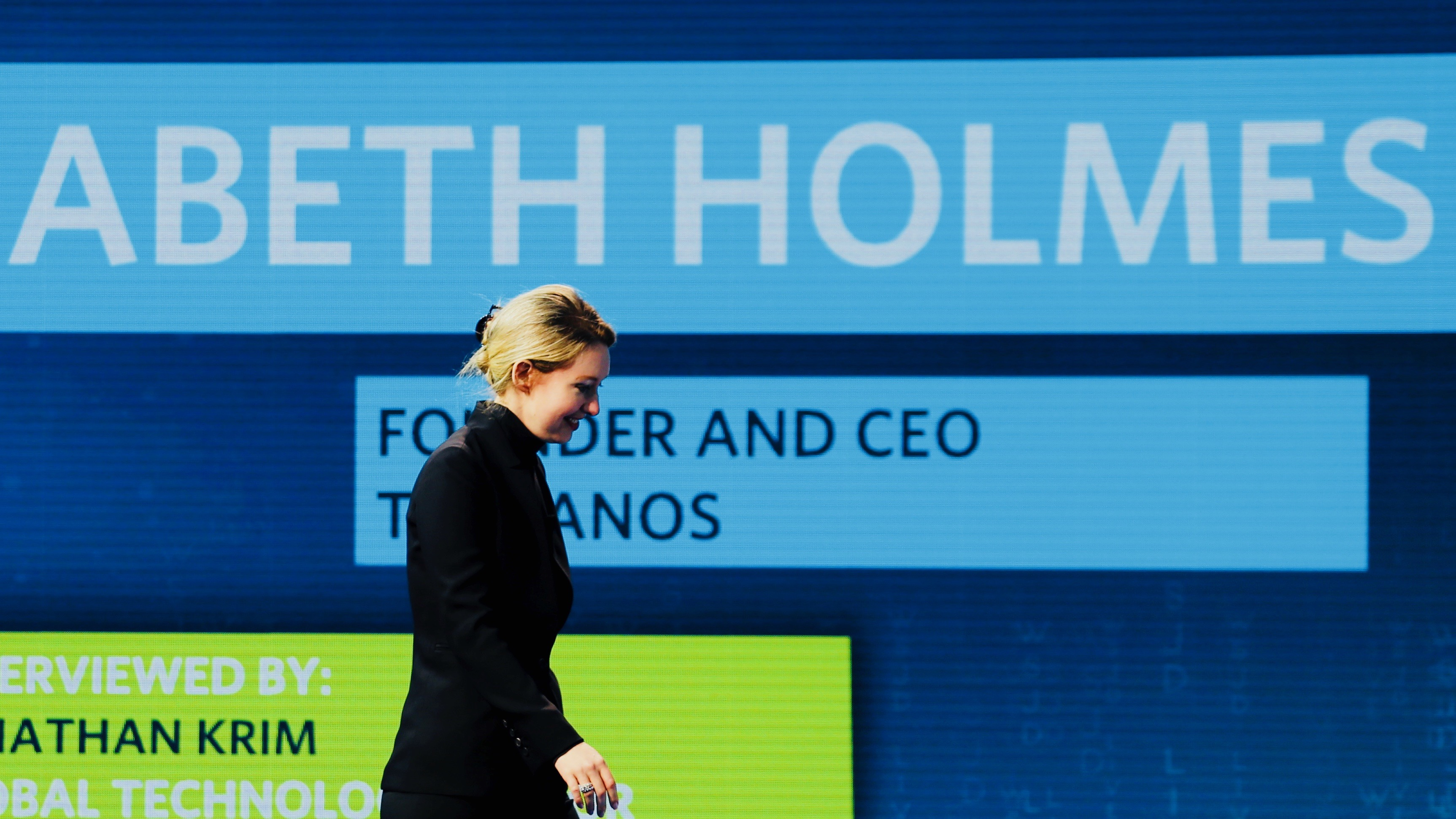 Theranos CEO Elizabeth Holmes steps down following fraud indictment