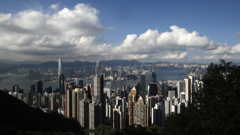 hong kong skyline expensive city1