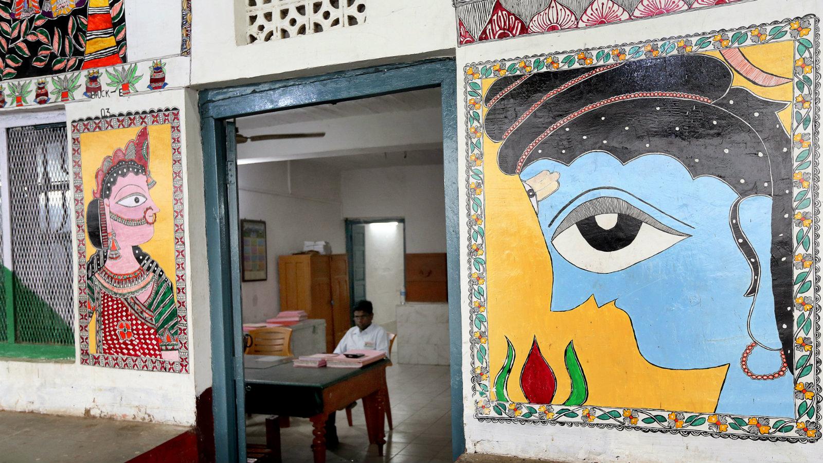 India-art-office