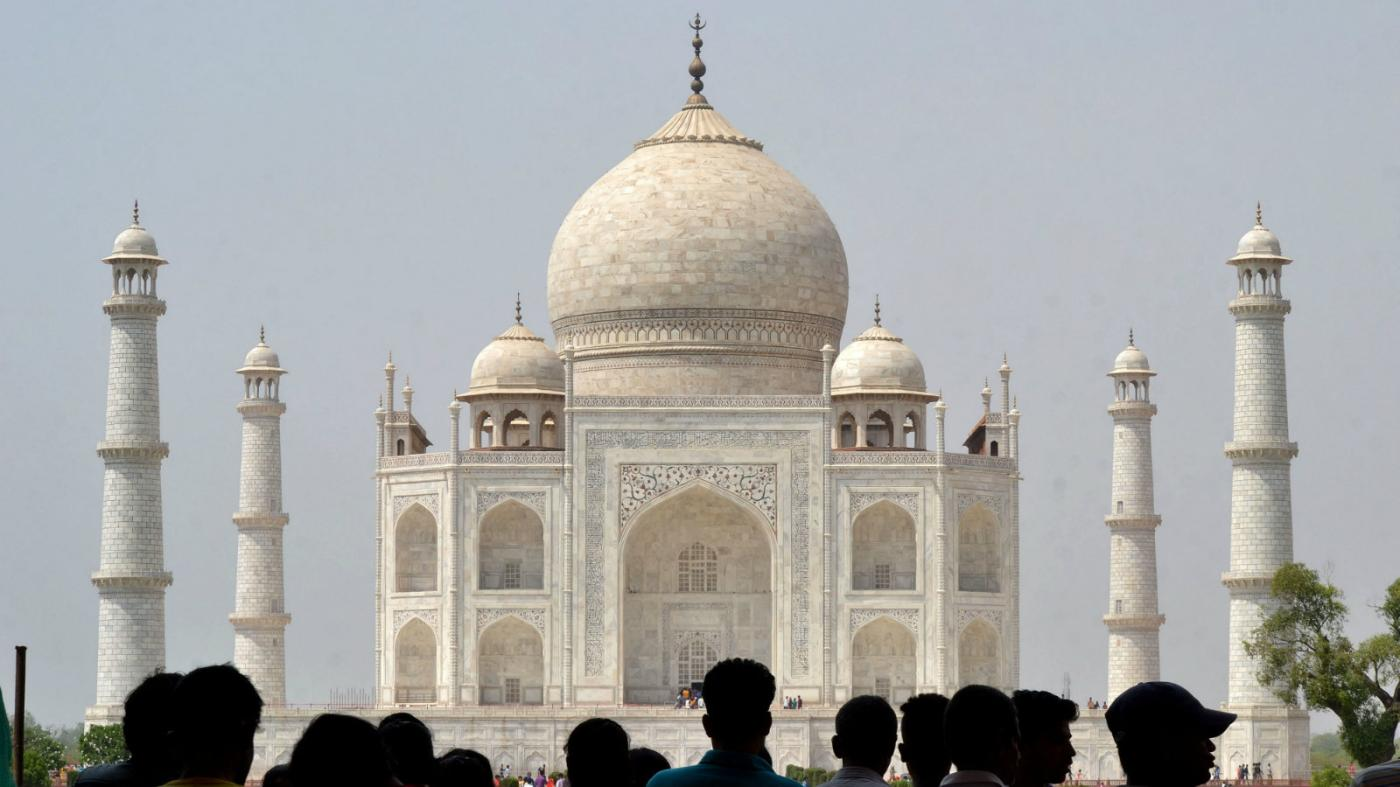Has Pollution Discoloured The Taj Mahal India Is About To
