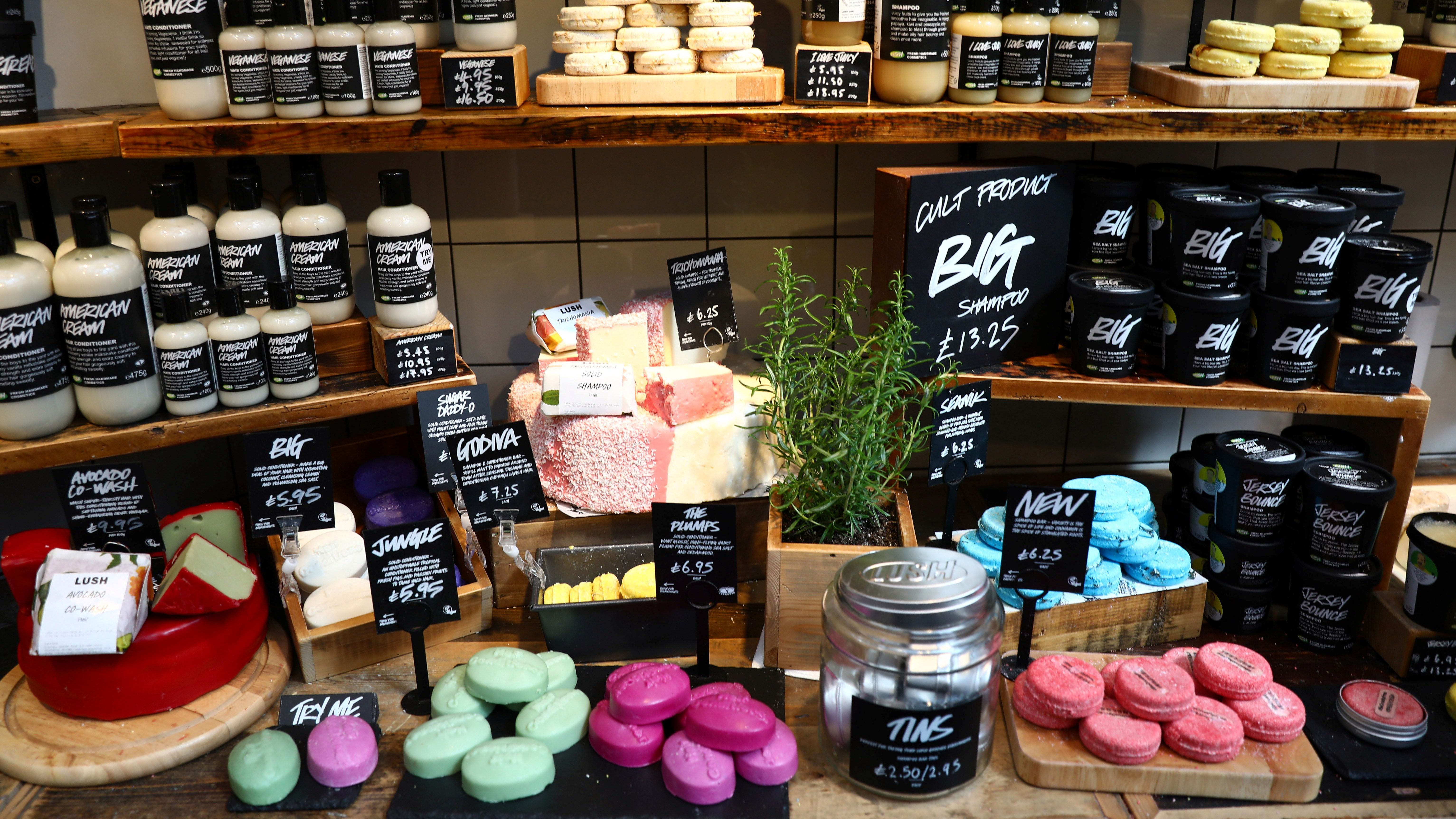 Image result for lush