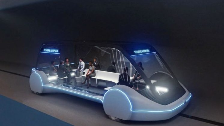 Elon Musk's Company To Build Chicago-To-O'Hare High-Speed Underground Transport