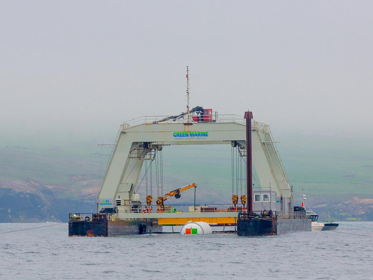Microsoft is now operating a data center under the sea — Quartz