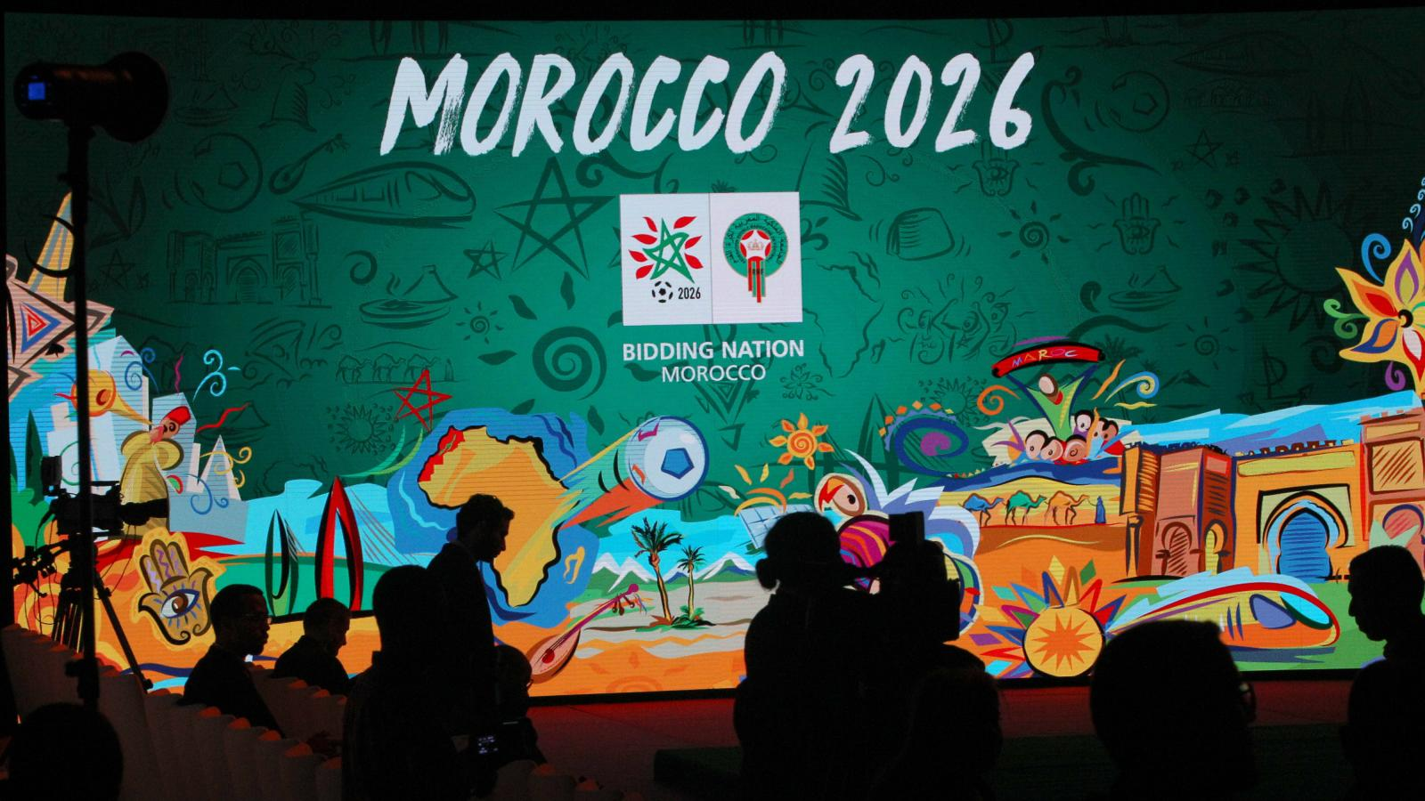 World Cup: Morocco passes FIFA 2026 inspection, faces runoff with America's  United bid. — Quartz Africa