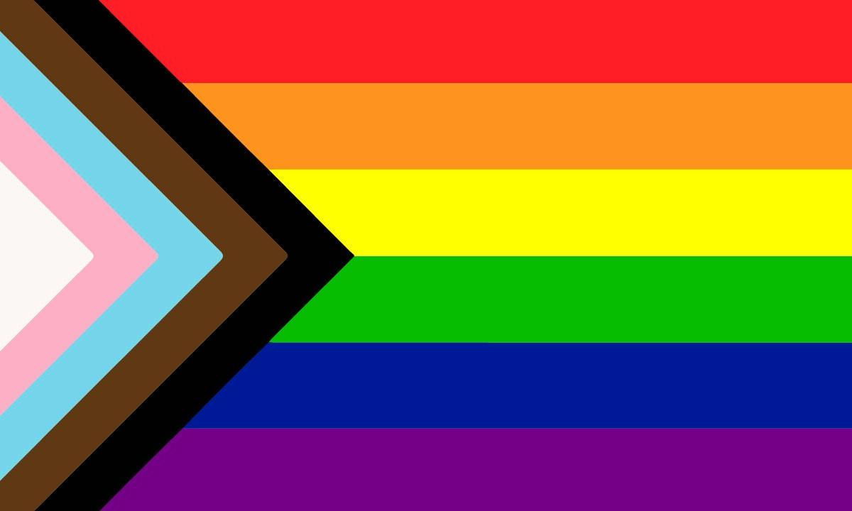 The new rainbow pride flag is a design disaster—but a