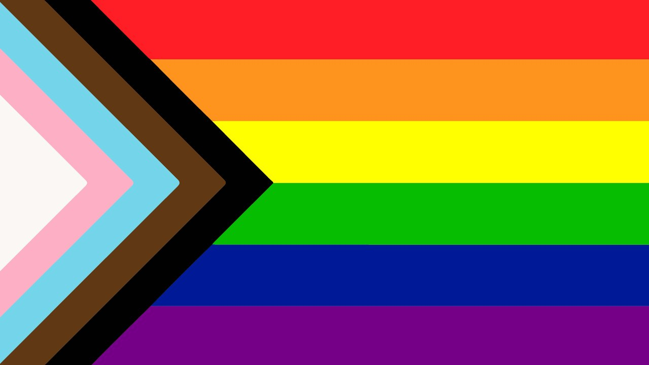 The New Rainbow Pride Flag Is A Design Disasterbut A Triumph For
