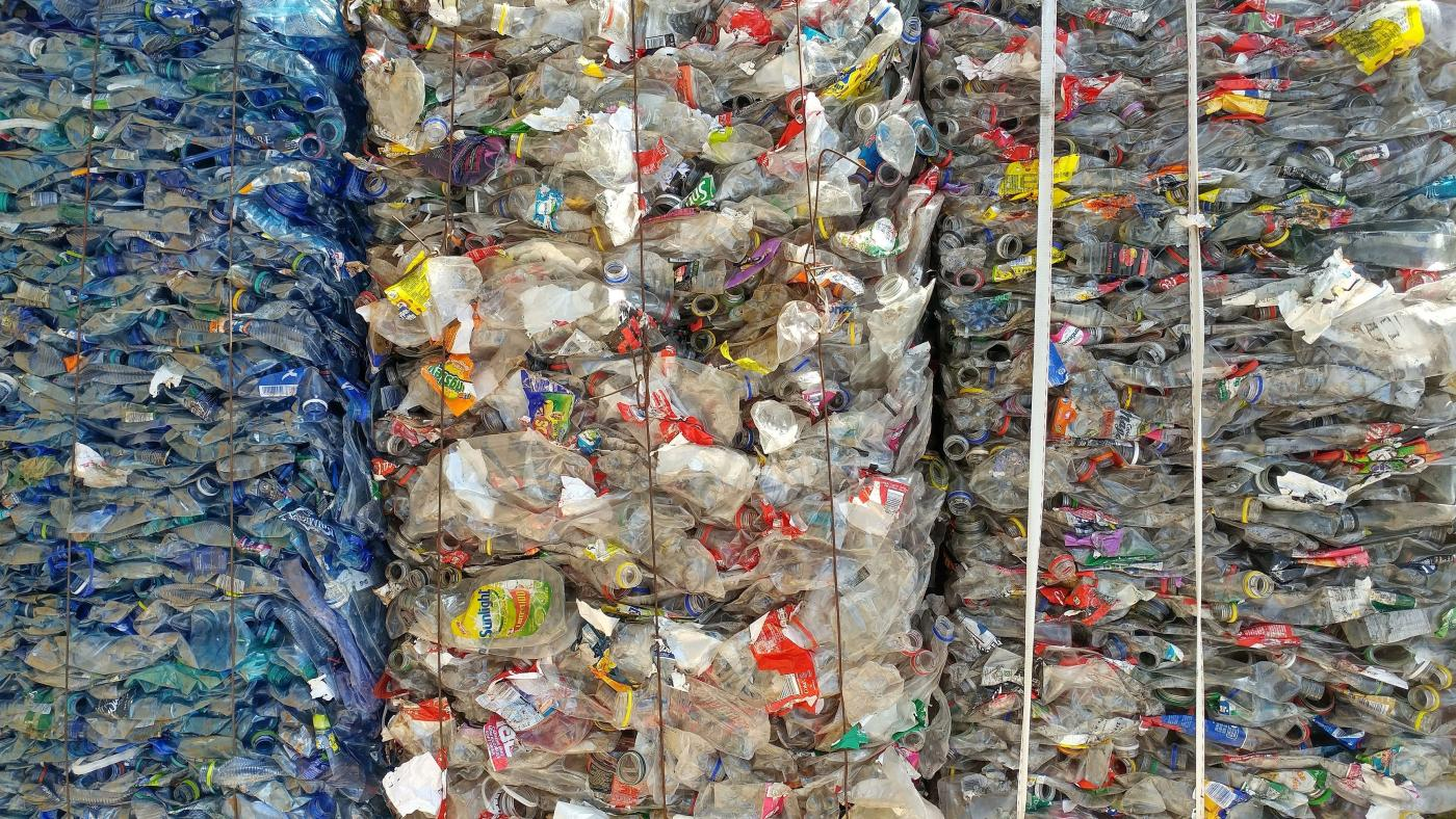China's ban on plastic recycling imports means the world