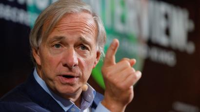 Bridgewater Associates CEO Ray Dalio's advice to college and