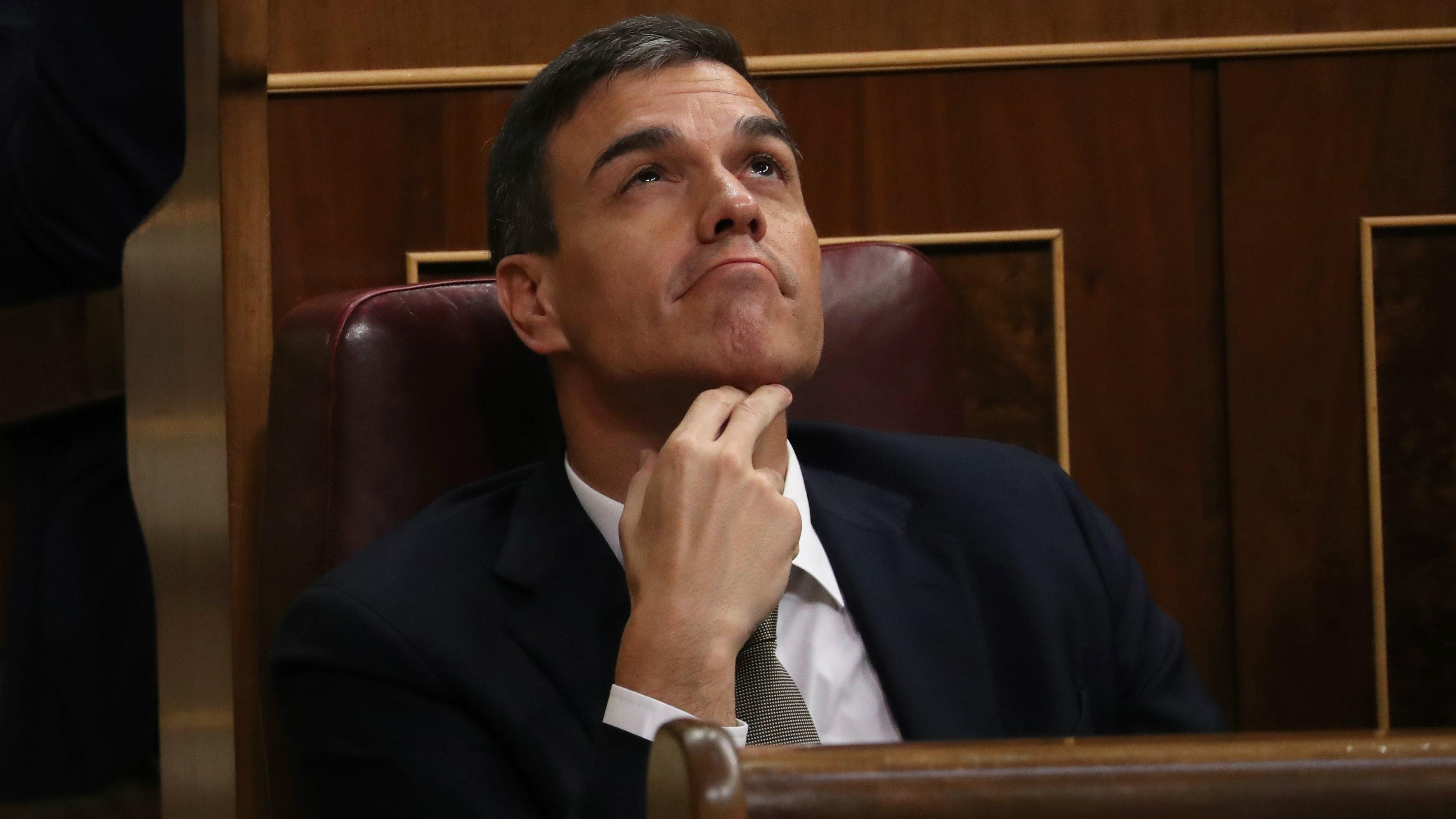 Spain's new prime minister pedro sanchez mr handsome