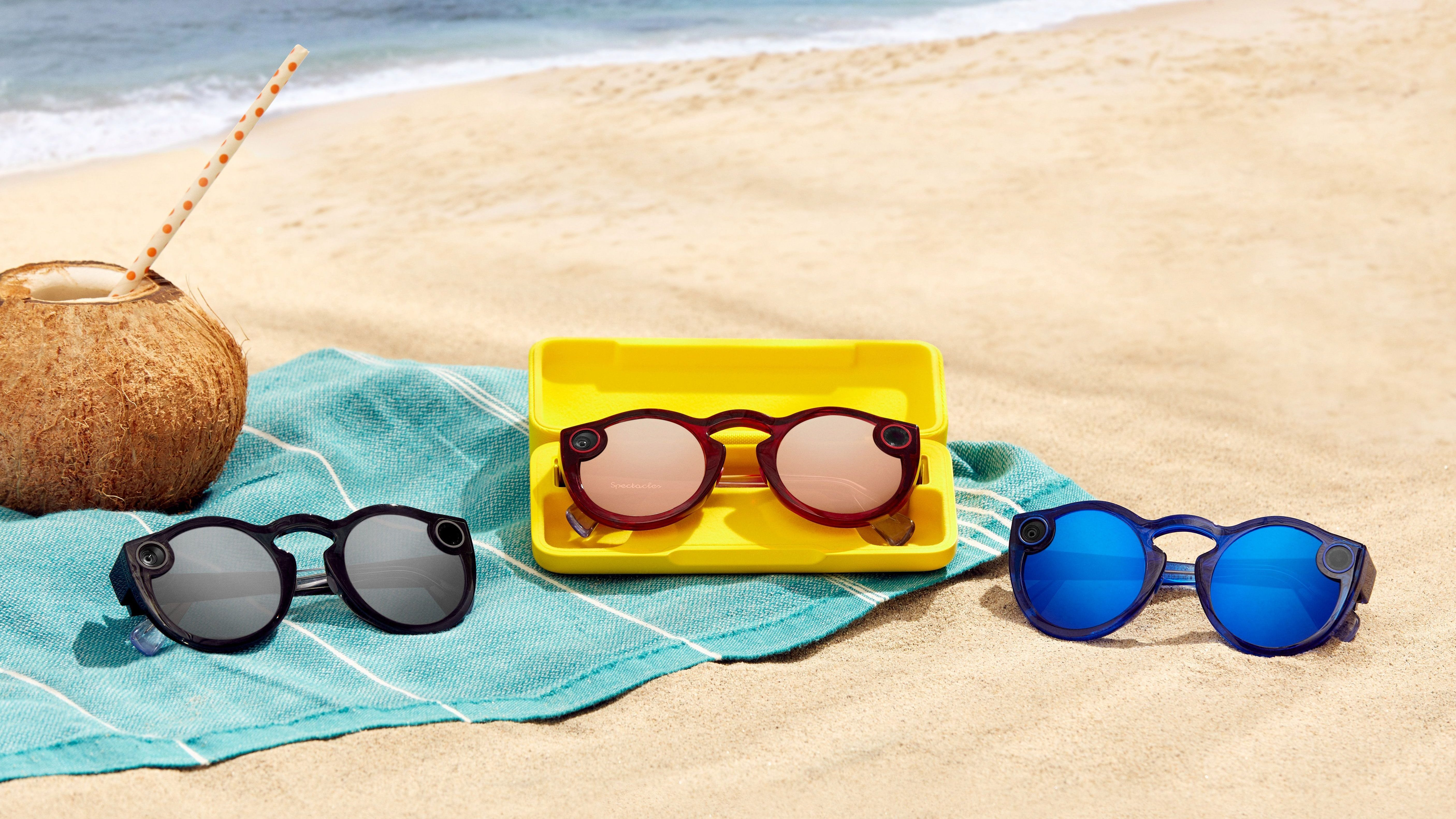 e286364296a Snap Spectacles  They could be the best camera to buy for the summer ...