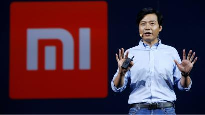 Lei Jun, founder and CEO of China's mobile company Xiaomi, speaks at a launching ceremony of Xiaomi Mi Max in Beijing, China May 10, 2016