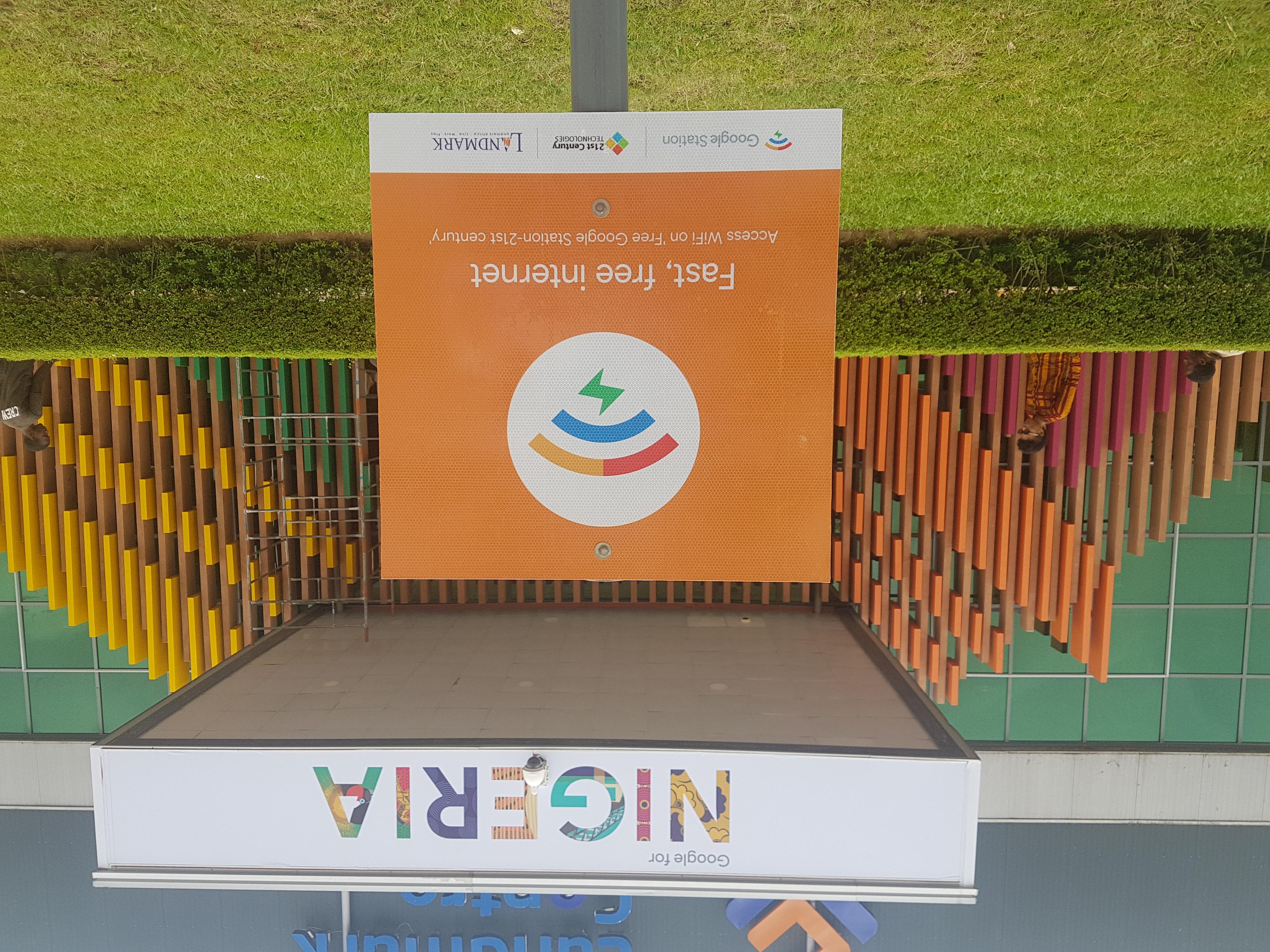 Google Station launches free public WiFi in Nigeria — Quartz Africa