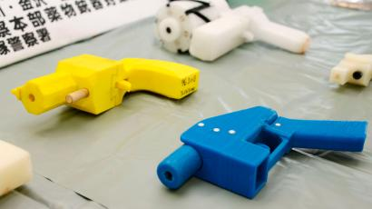 3D-printed guns could soon be legal in the US, but homemade