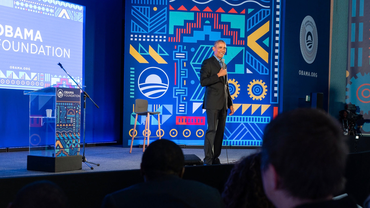 Obama Foundation Leaders Africa fellowship includes big names like Kofi Annan and Ryan Coogler