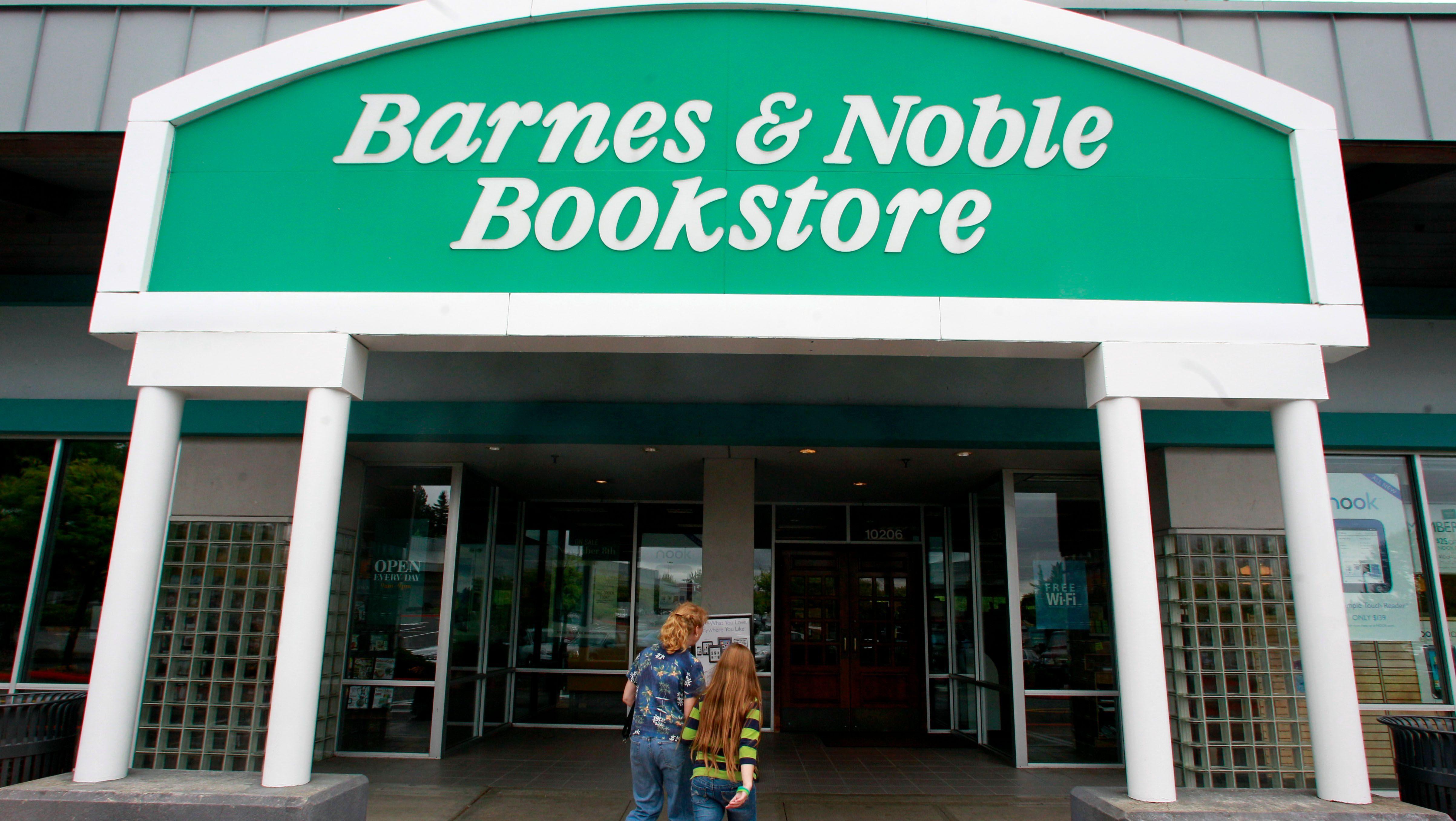 Barnes and Noble B&N