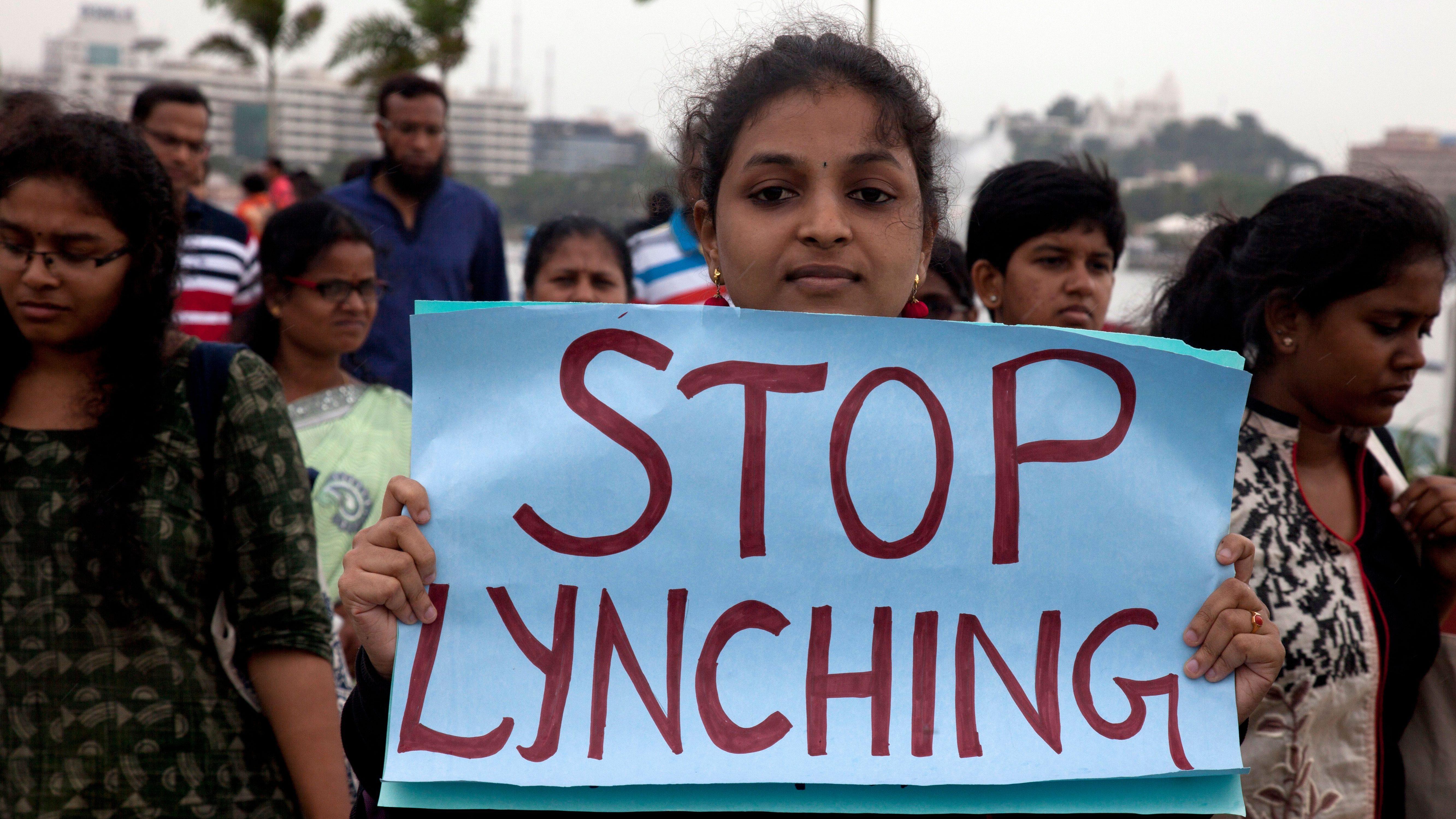 India Citizens Protest