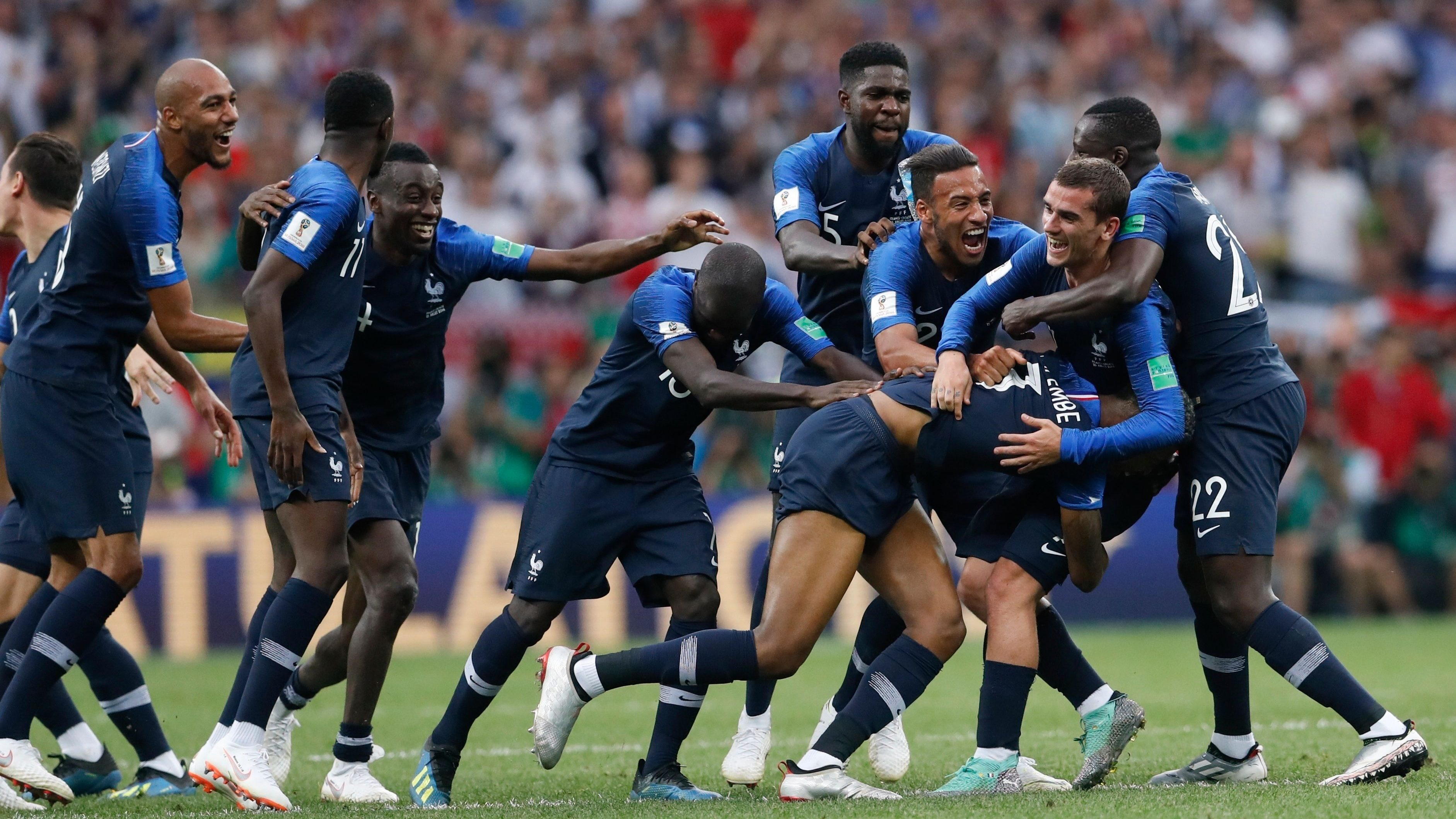 qz.com - freelanceqz - France's World Cup soccer players are as African as they want to be
