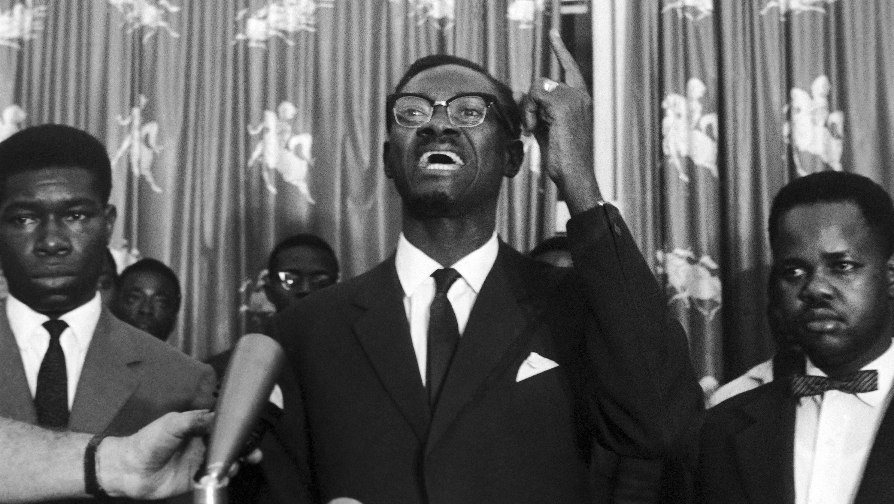 Congo Leopoldville Patrice Lumumba