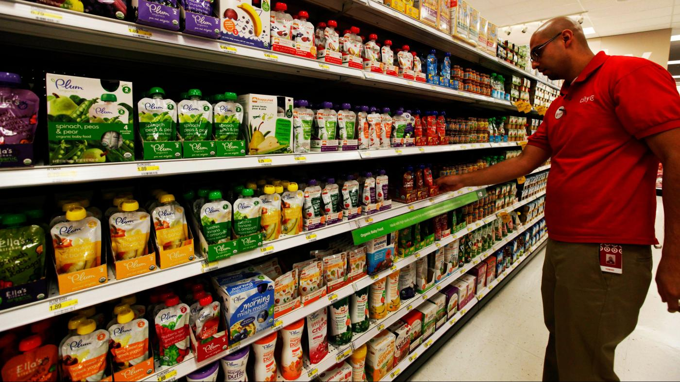 The Wild Success Of Baby Food Pouches Shows How We Ve