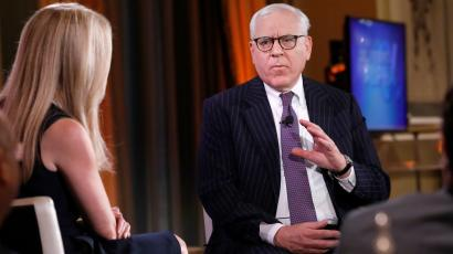 The Carlyle Group's David Rubenstein at CNBC's 2018 Delivering Alpha conference