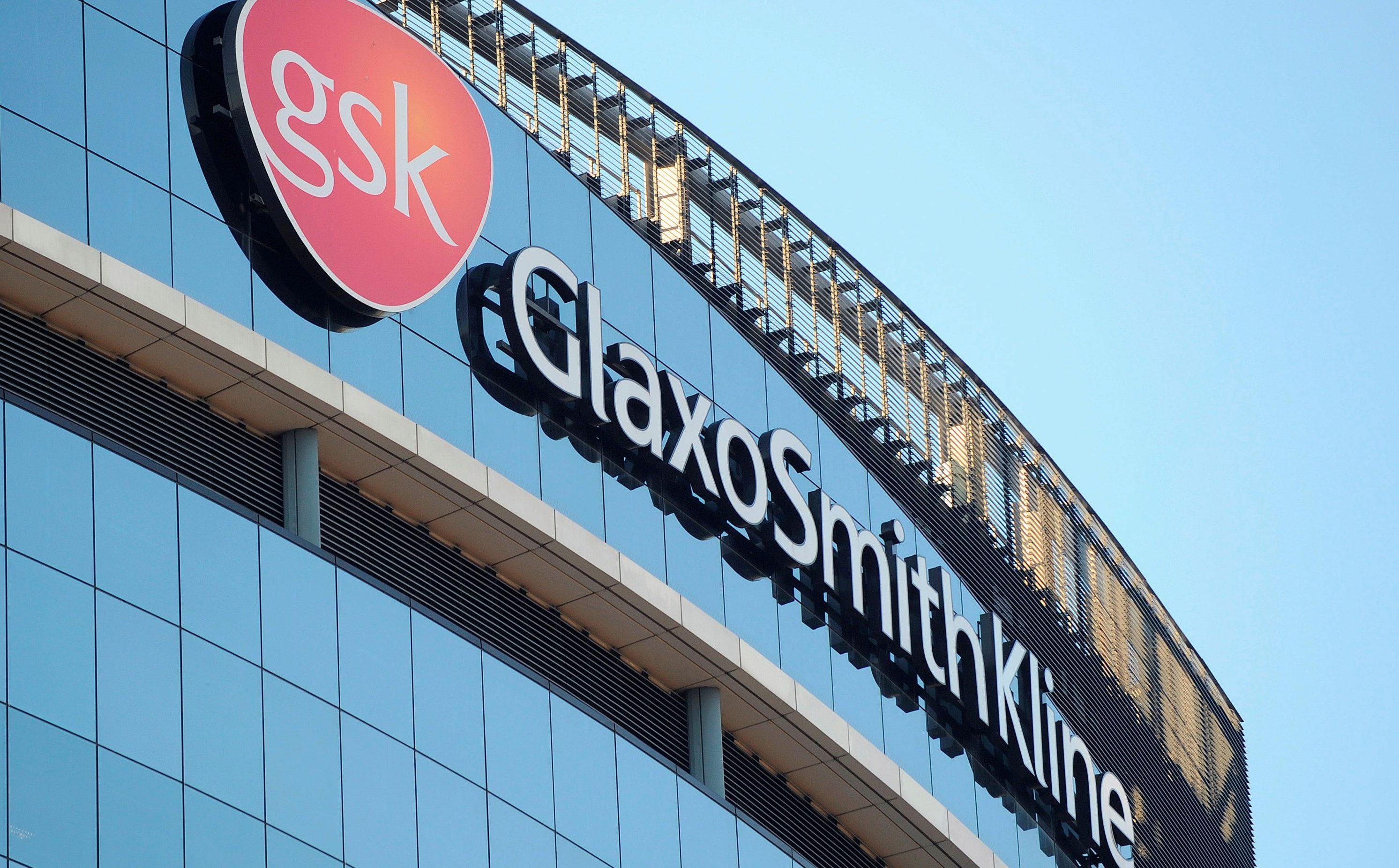 A GlaxoSmithKline building in London