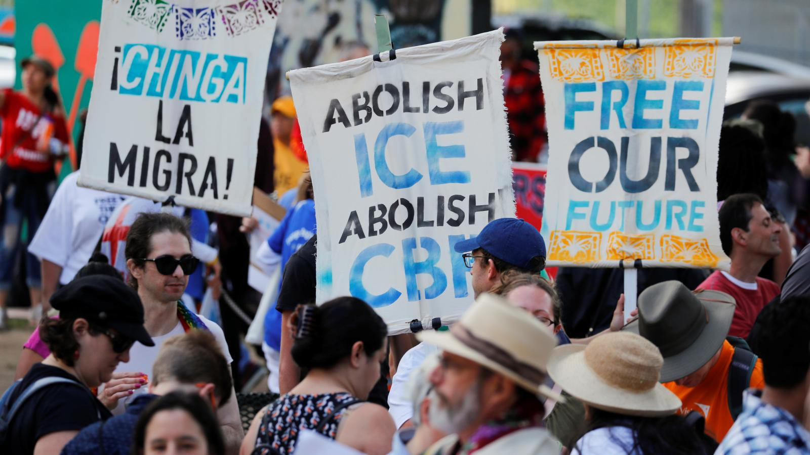 Abolish ICE: What are the facts behind the controversial agency ...
