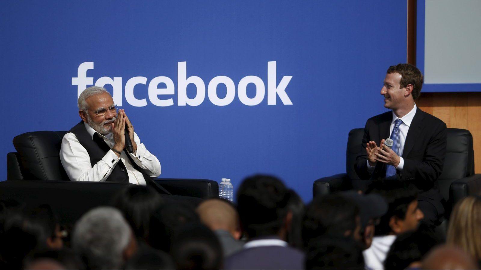 India-facebook-modi-zuckerberg