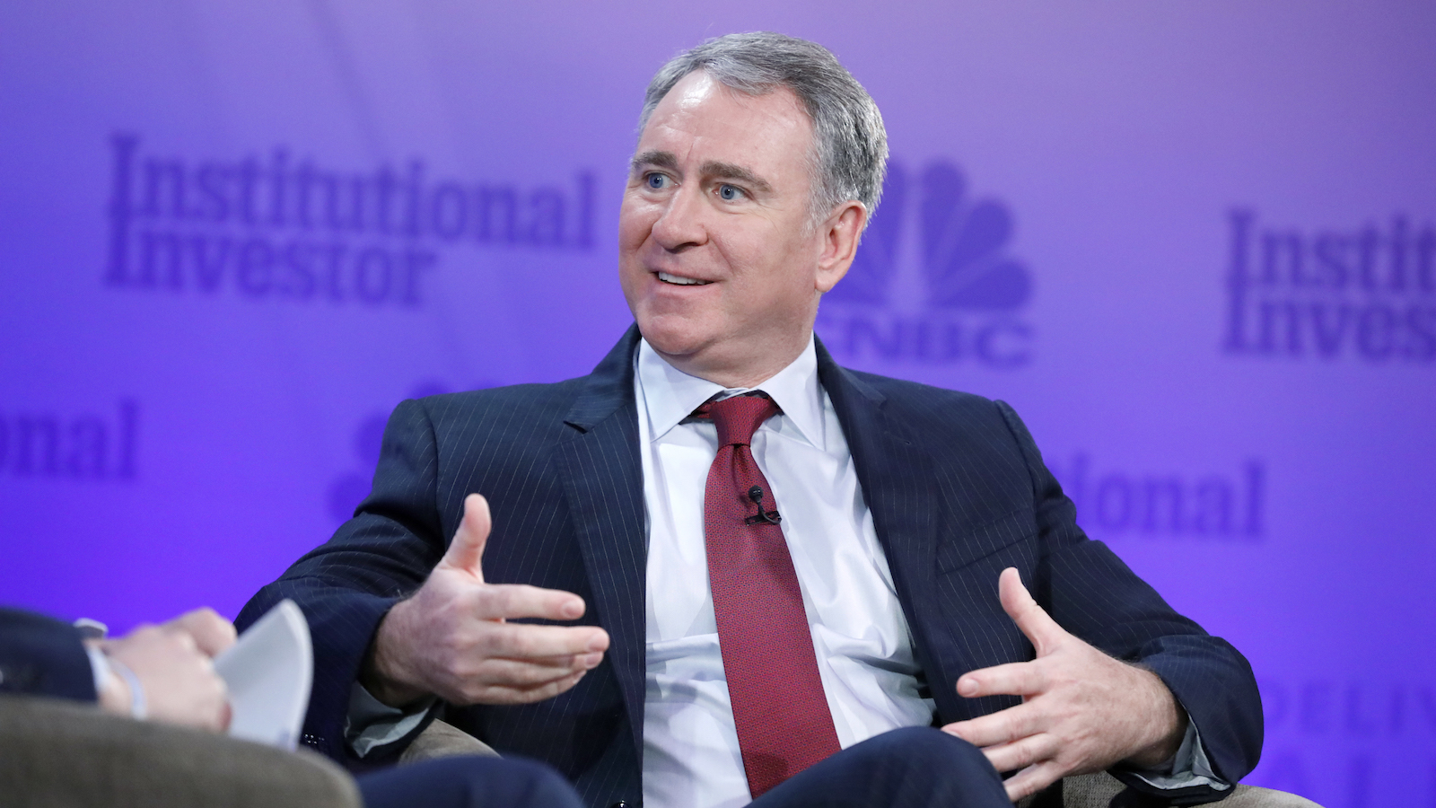 Citadel's Kenneth Griffin says