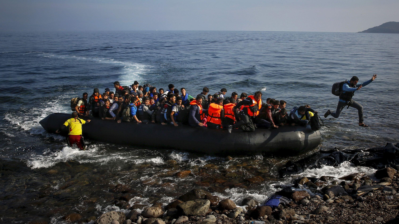 Death rate for migrants crossing Mediterranean skyrocketing — Quartz