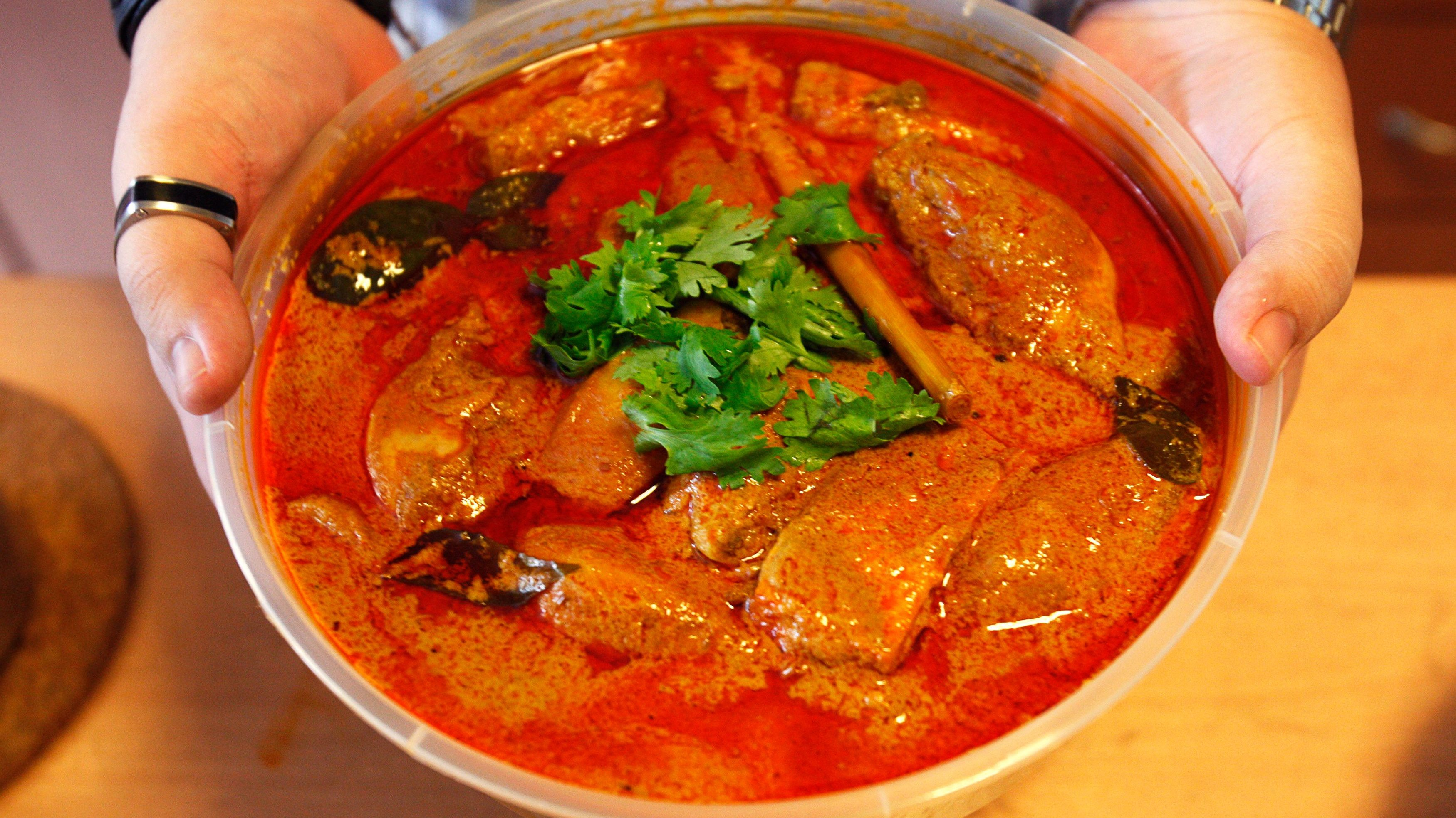 Curry-India
