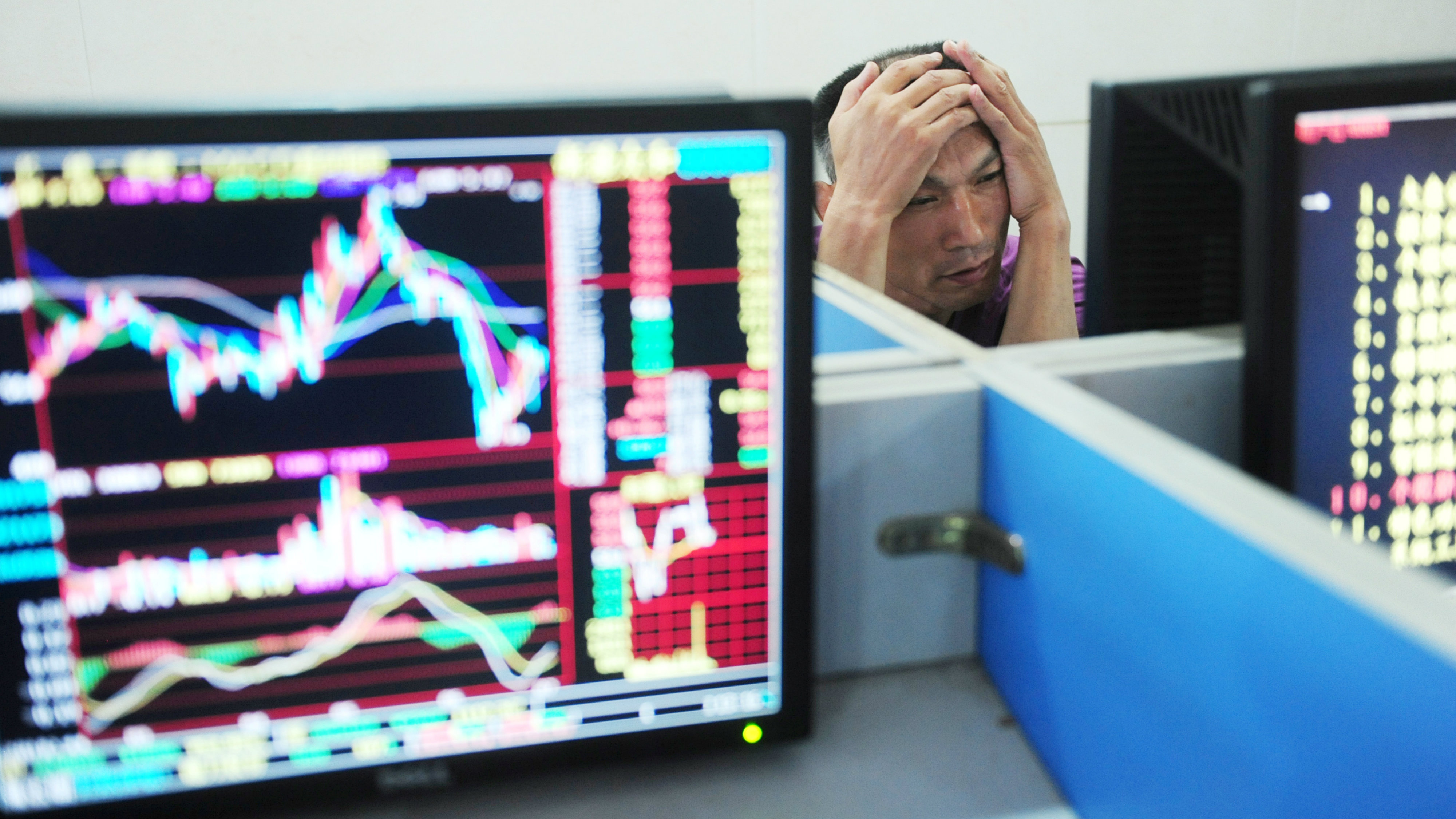 Trader confused by markets