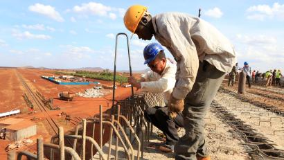 China Africa investment will boost local construction